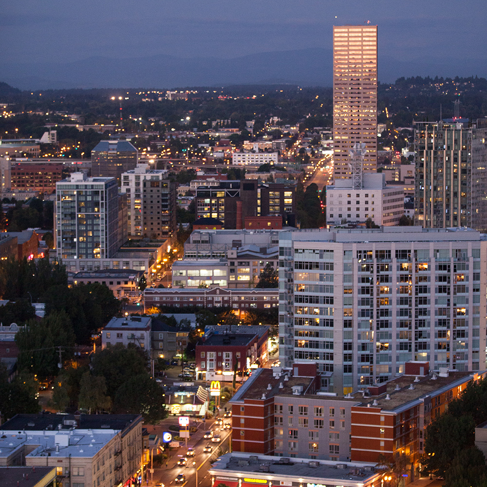 Portland Skyline