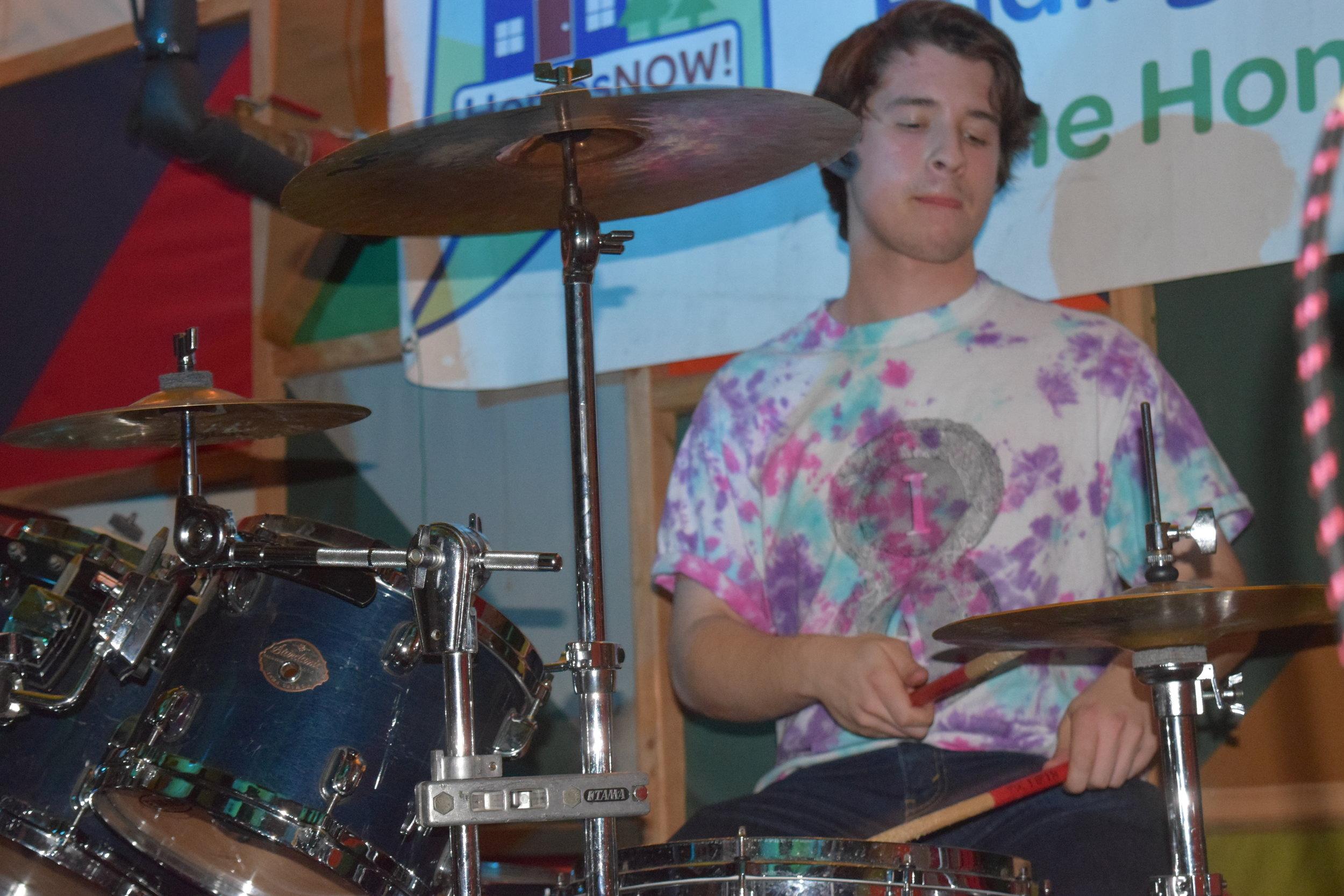 E George on percussion.JPG