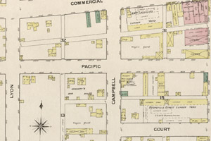 1886 - C-Street - West