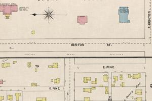 1891 - Drury Campus