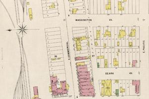 1896 - C-Street - East
