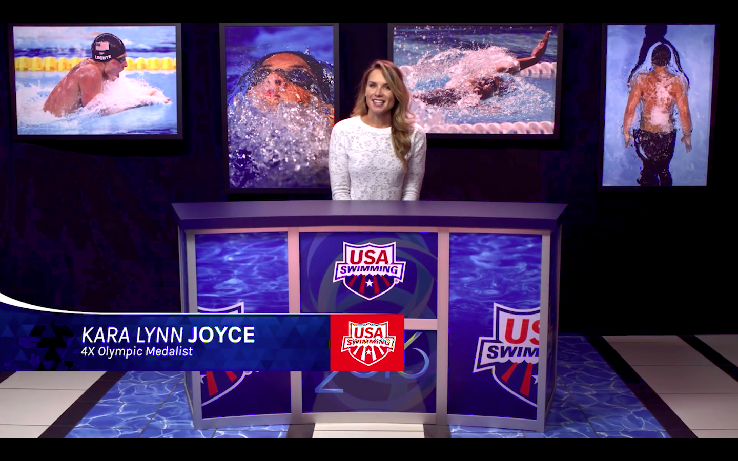 USA Swimming coverage of the Rio 2016 Olympic Games.