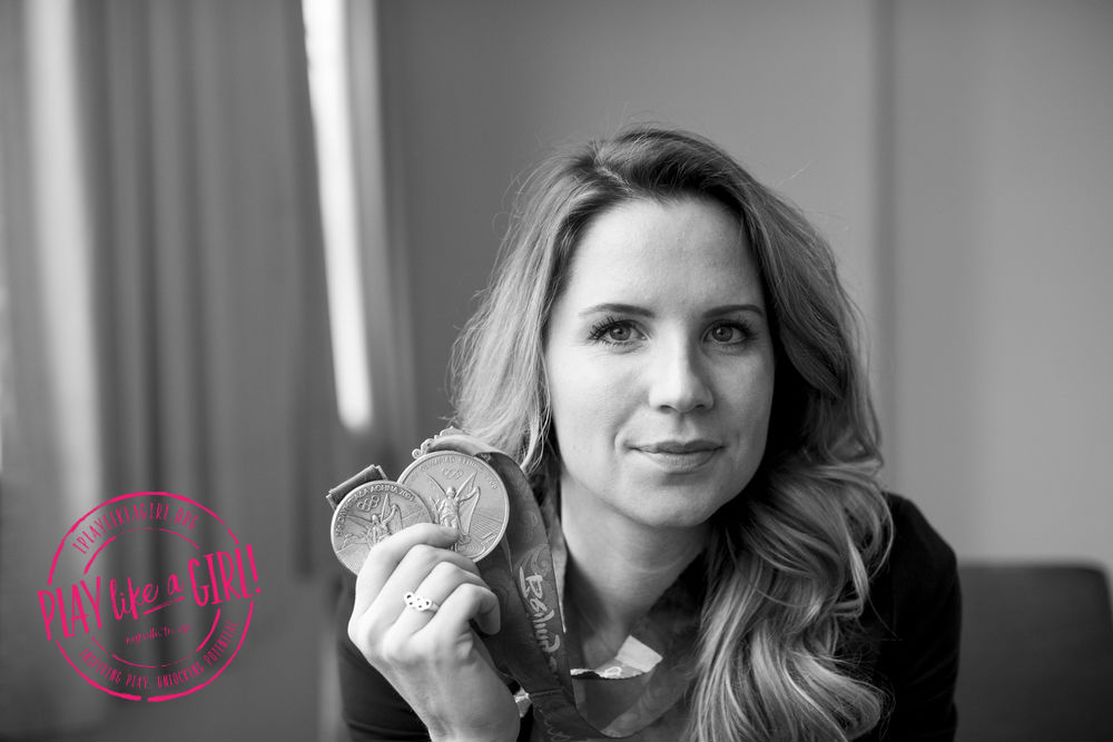 Film Celebrates PLAG Board Member and Olympian Kara Lynn Joyce