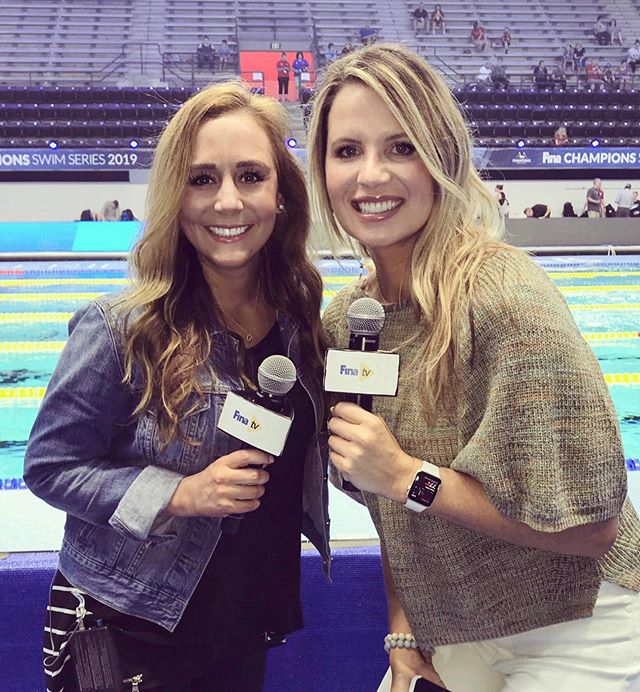 Just wrapped the 2019 Fina Champ series! I stepped WAY outside my comfort zone this weekend and did event emceeing, post race interviews, and Deck Pass Live. 😳😲 It definitely got easier as I went but dang that was HARD. I have so much respect for people who do this regularly 🙌 and am THANKFUL for everyone who showed me grace in their interviews 😂. As always, I am so grateful for the opportunity to work in a sport I love as I continue to grow personally and professionally 🌱 #howdthatracefeel 🤣