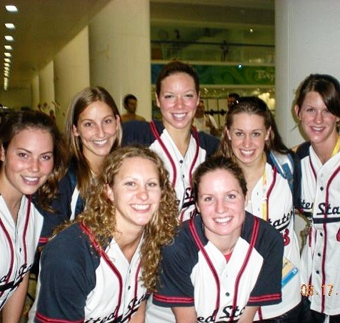 Happy Olympic Day cuties!  2008 Beijing Games #olympicday #beijing2008 #teamusa