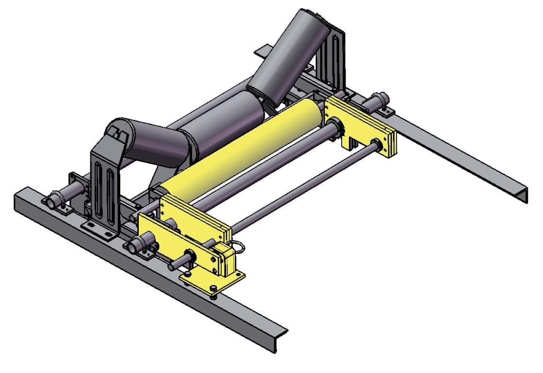 Belt Scale Calibration System