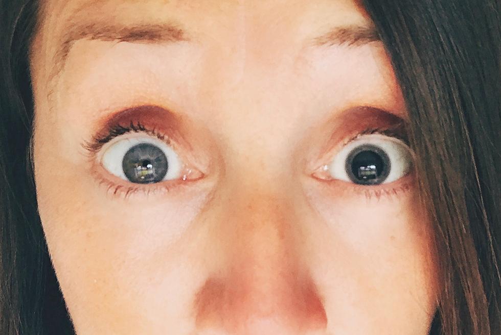 The freaky eyeball.