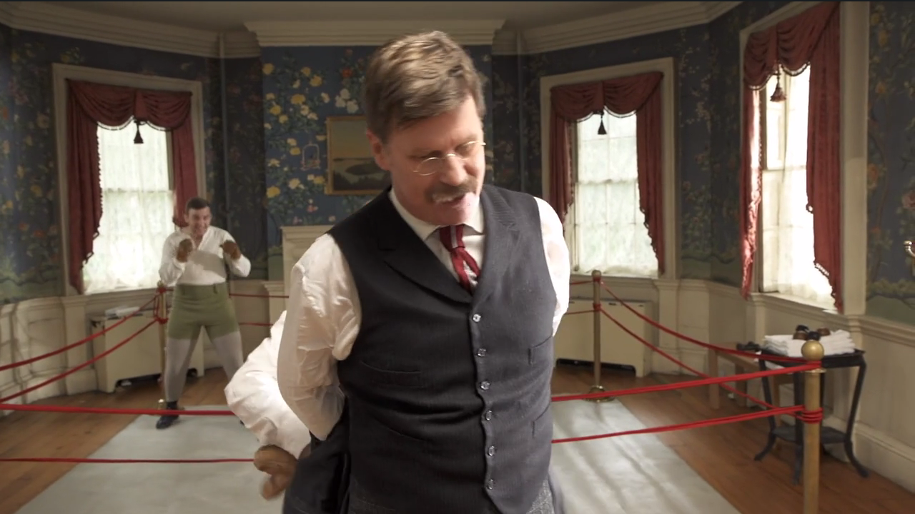 TR: American Action Hero