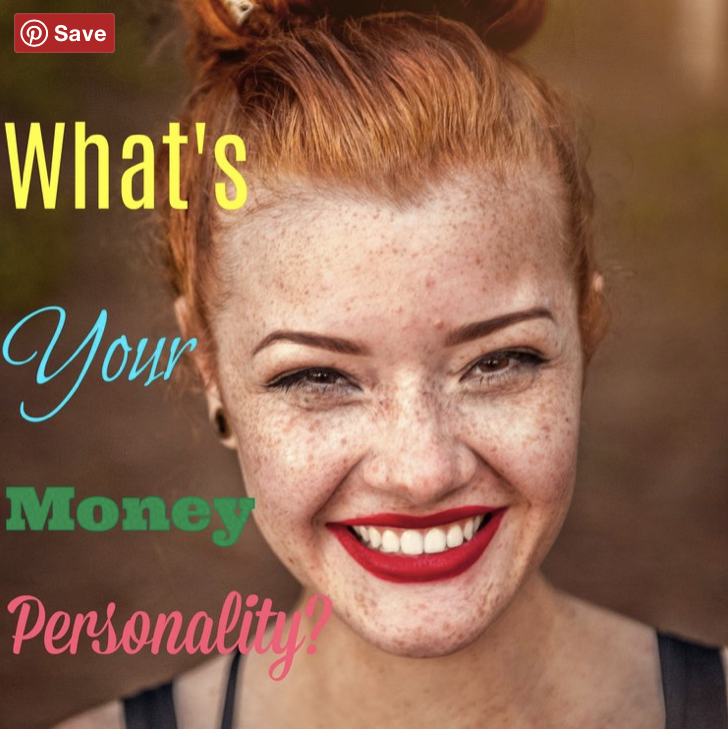 What's Your Money Personality? - Are you a splurge, hustler, banker, the what now? Find out!