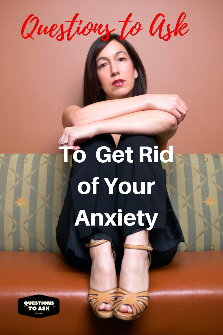 Have Anxiety? - Listen to this week's episode (below) to know what questions to ask to identify what is causing it and what to do next.Then download the one sheet for the one-sheet for you to answer the questions.