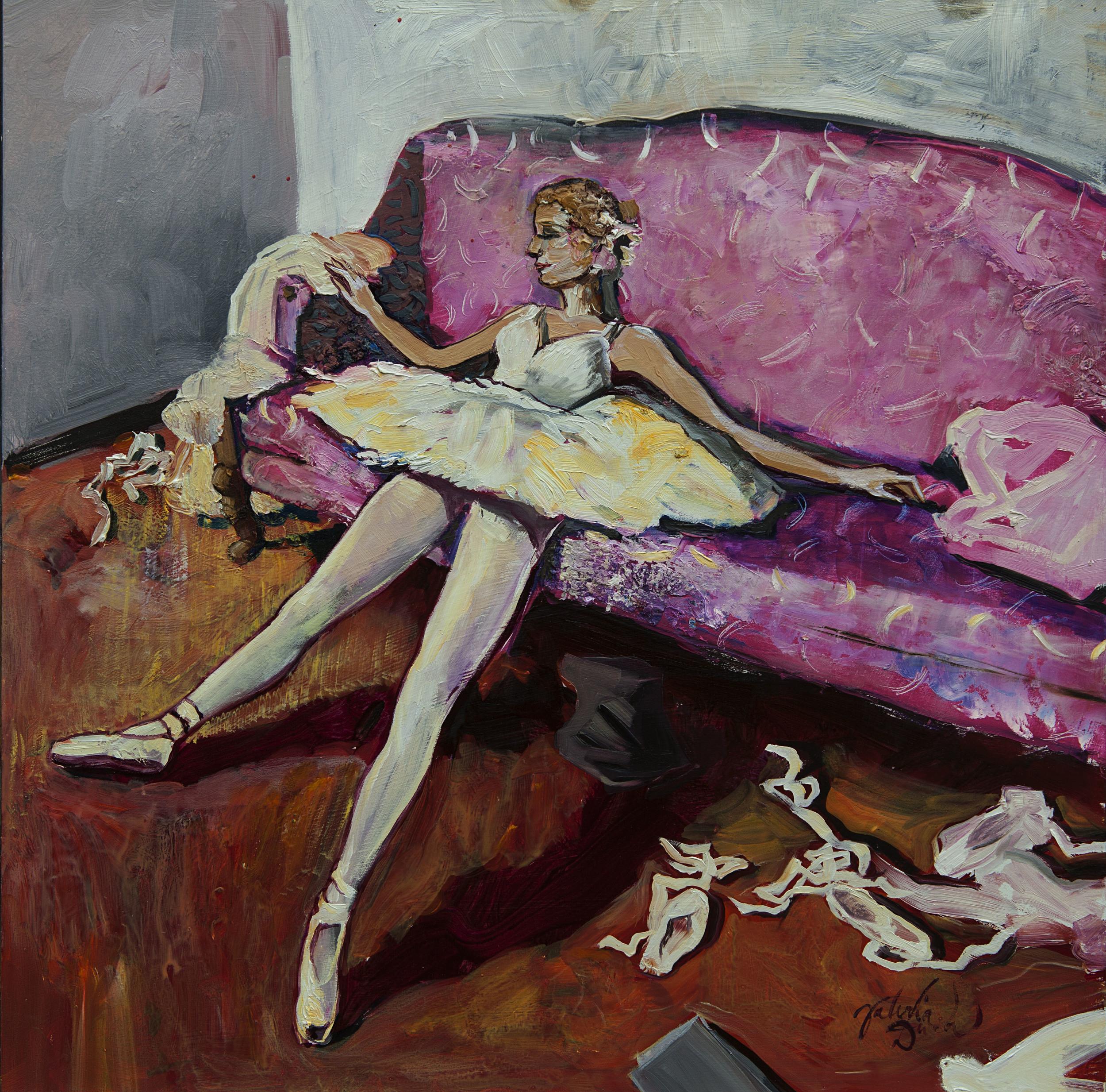 Resting Ballerina