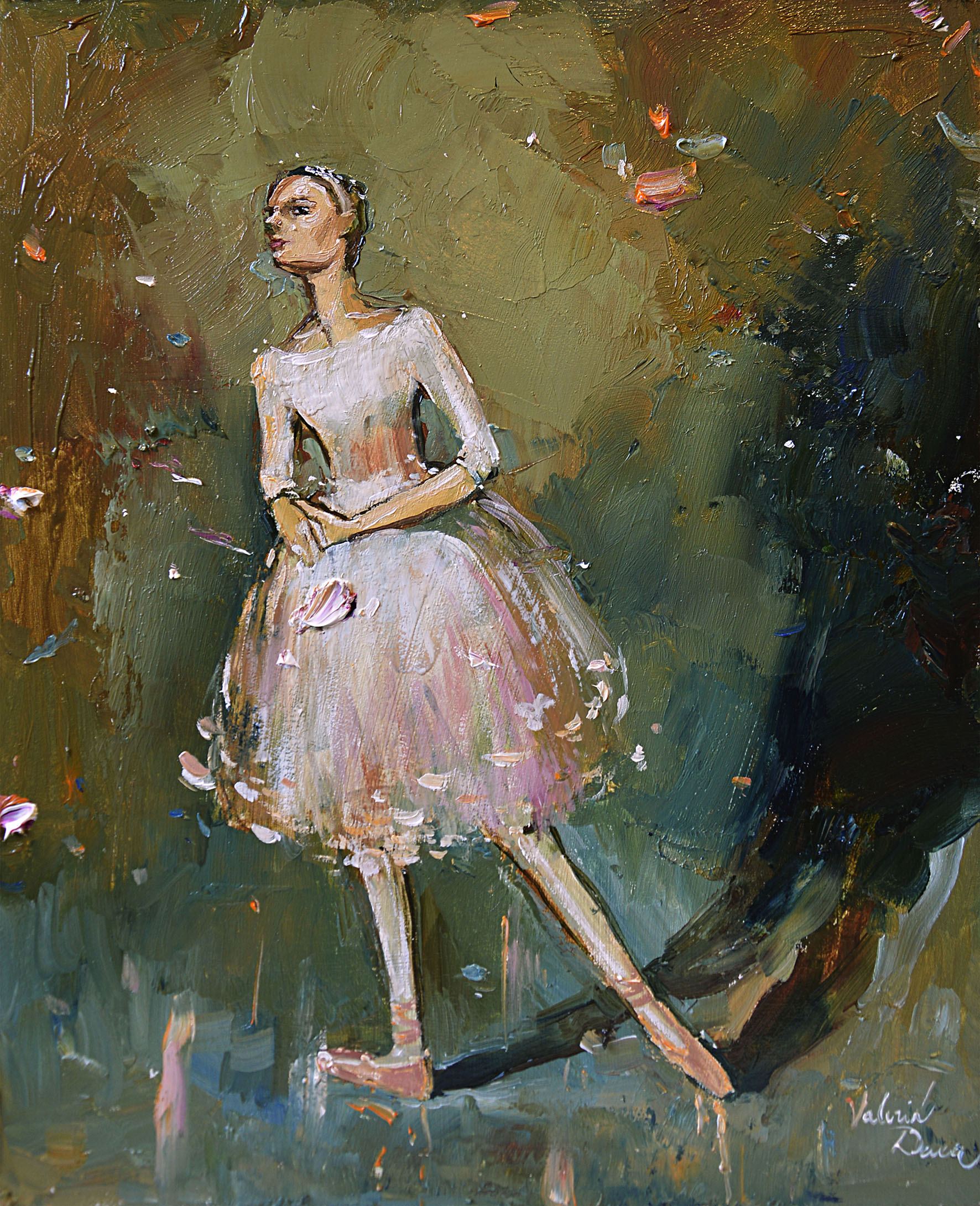 Ballet in Pink