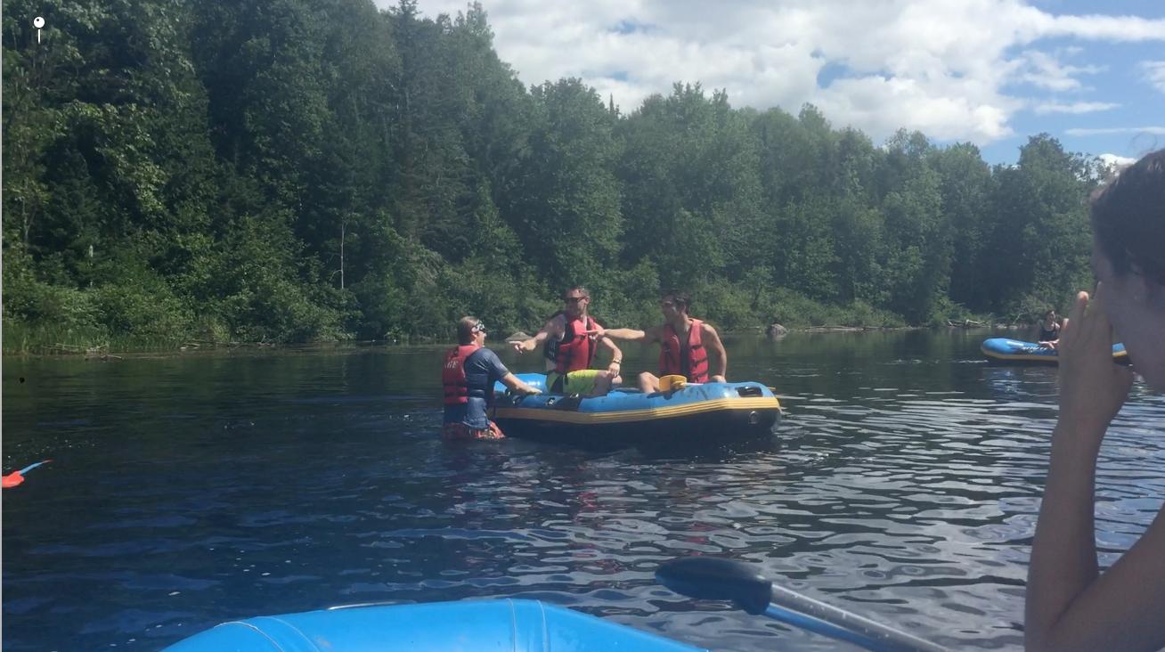 2016 Rafting Trip