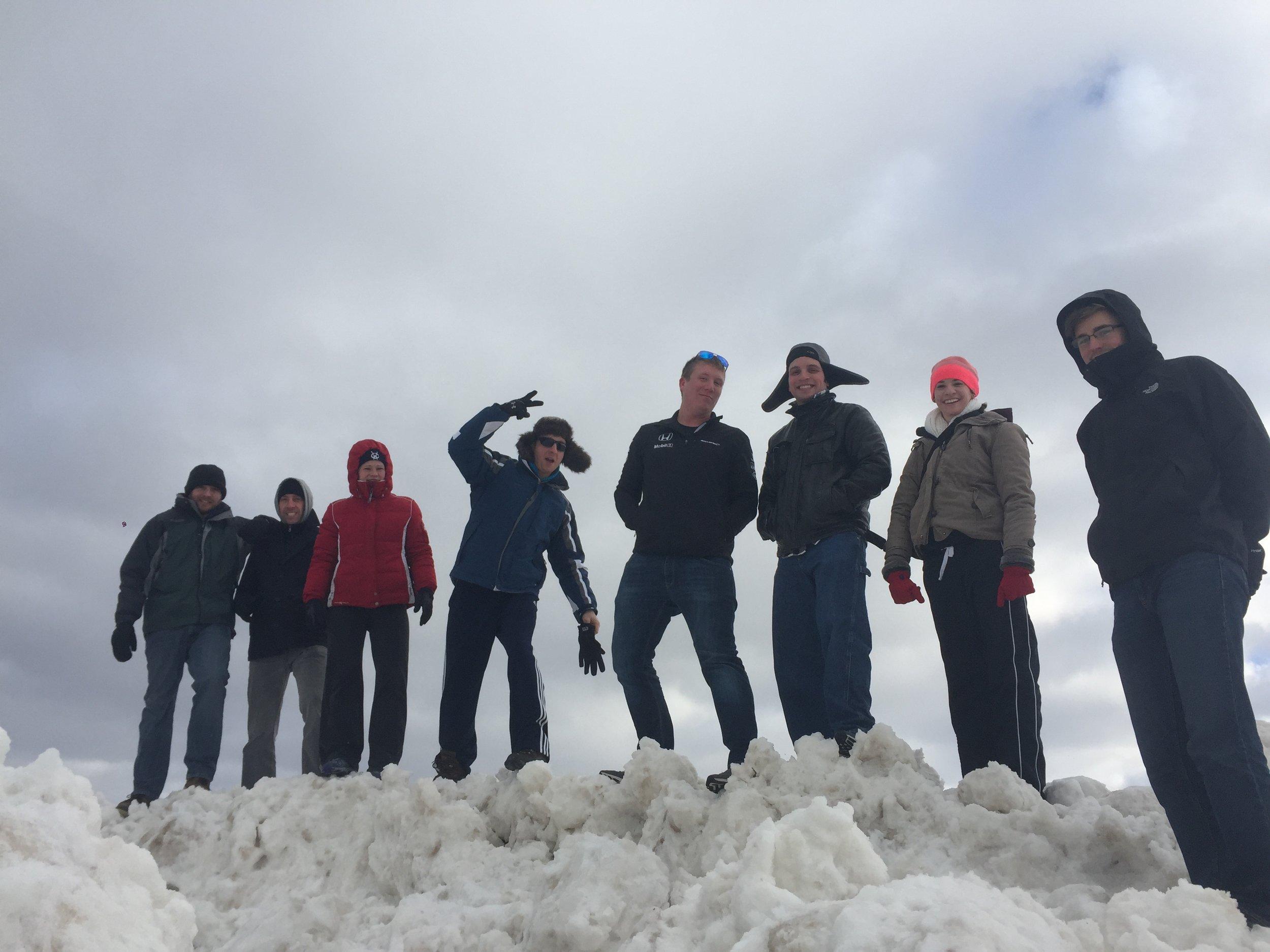 2017 Winter Retreat