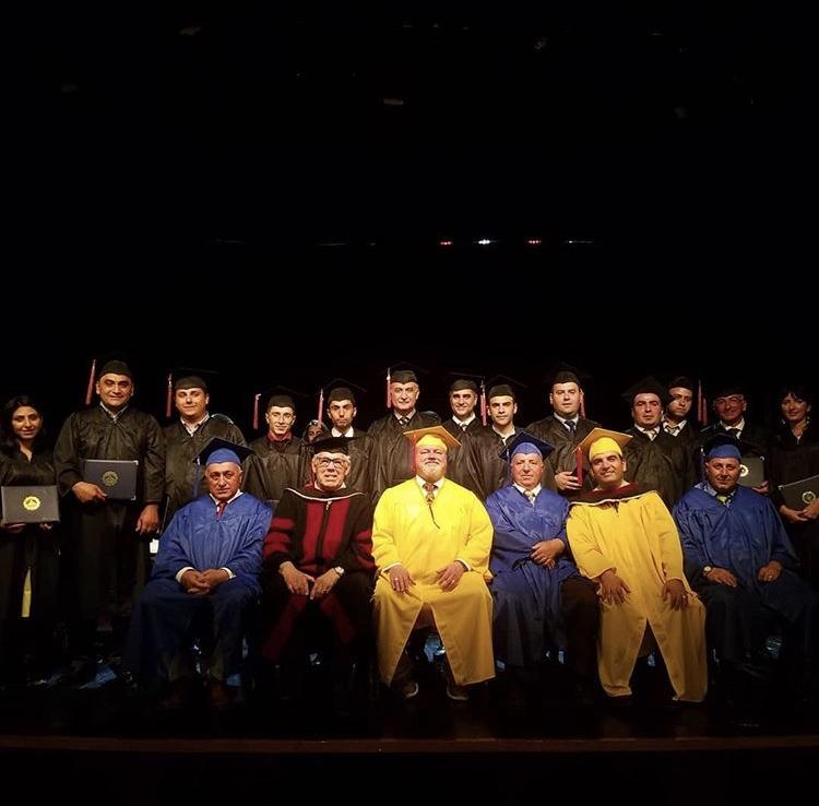 Armenian Theological Seminary Graduation