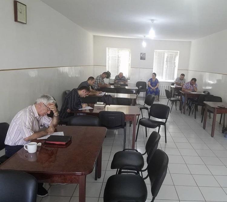 Armenian Baptist Theological Seminary