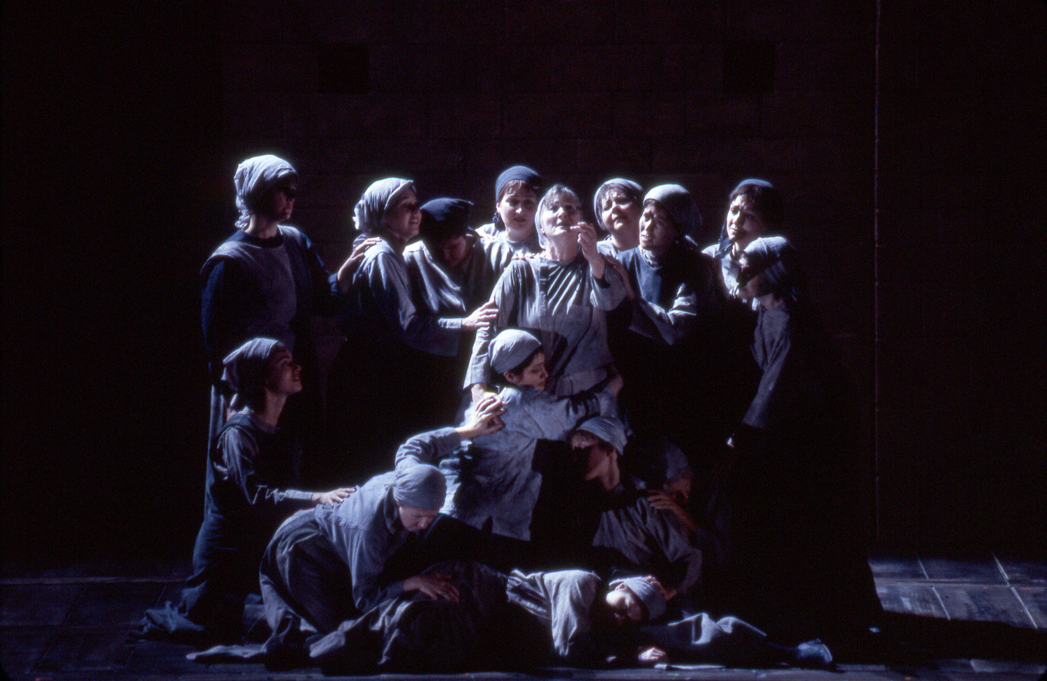 Dialogues of the Carmelites - Glimmerglass — Tazewell Thompson