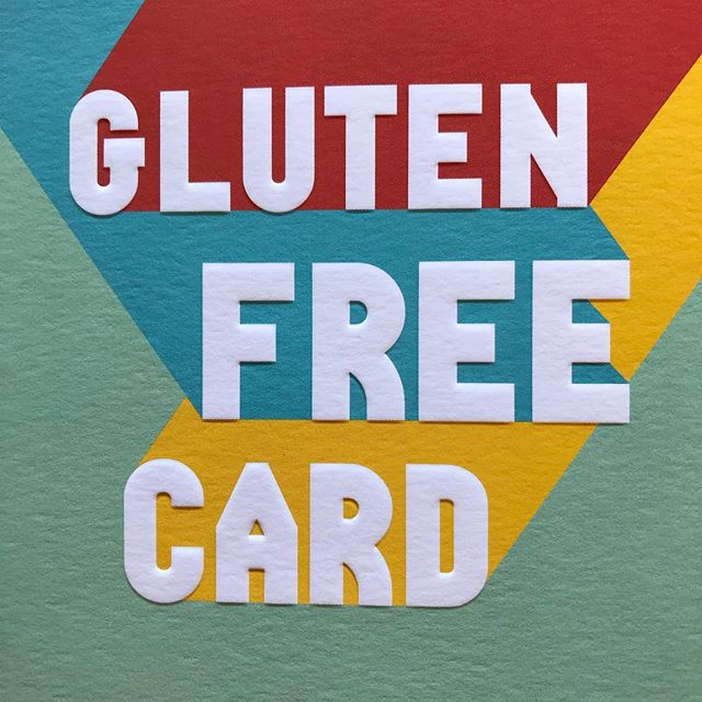 Gluten Free!! #gobekind #jimmyferrari #valerieferrari #theheartofmissionhills #westlewisshoppingdistrict #greetingcards @withlovegift @chateaubelage @lebelageboutique