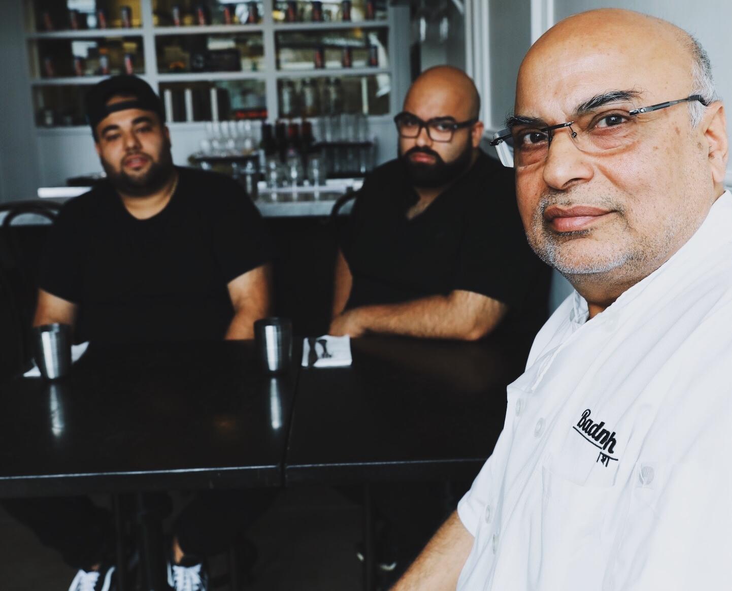 Nakul, Arjun and Pawan Mahendro // Badmaash