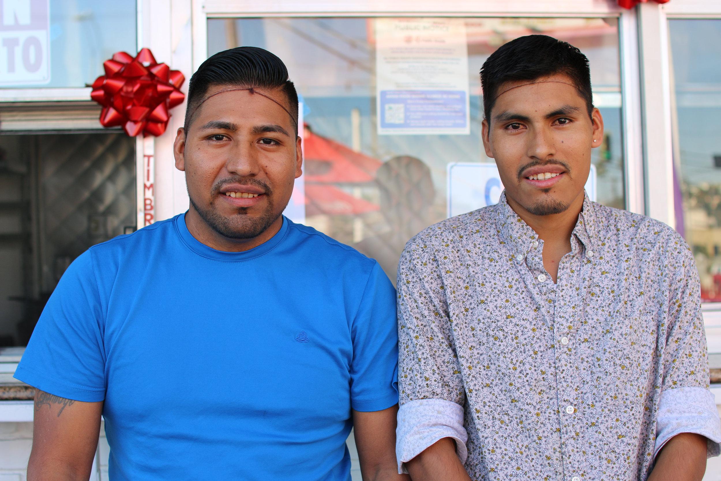 Felipe & Ignacio Santiago // X'tiosu