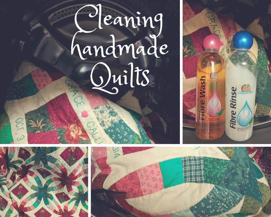 howtocleanquilts