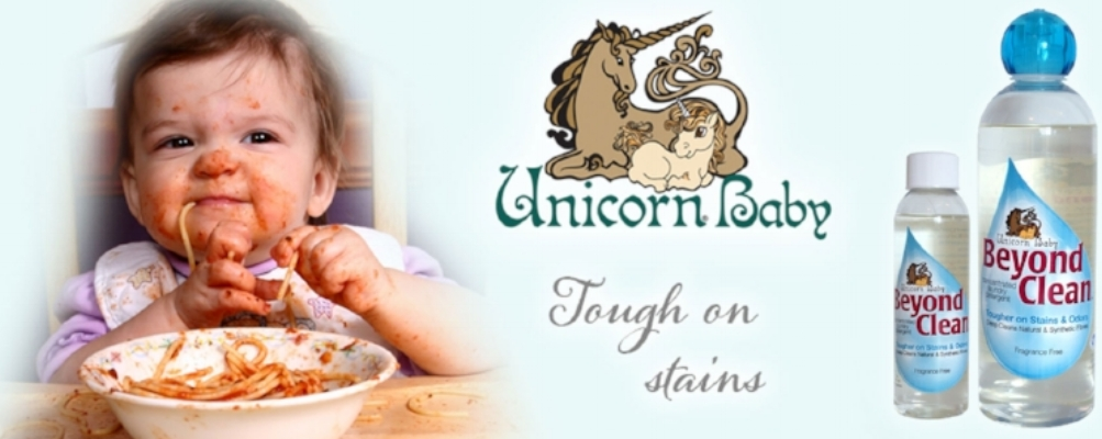 Unicorn is the  industry standard  in fleece cleaning. Nobody is tougher on grease or more gentle on delicate fibers.