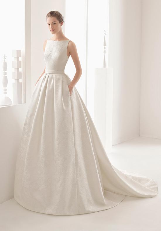 Aries Bridal Gown - Rosa Clará - Nazar - Front