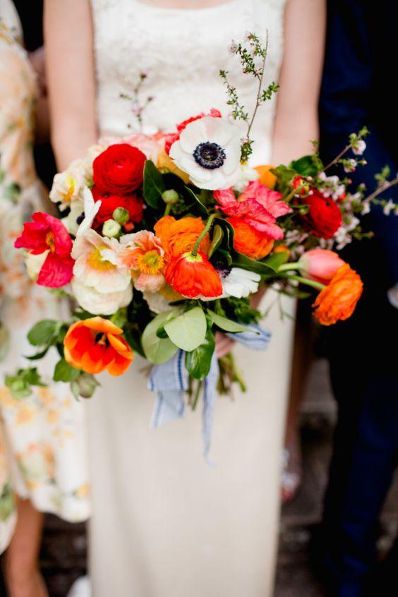 Aries Bridal Bouquet