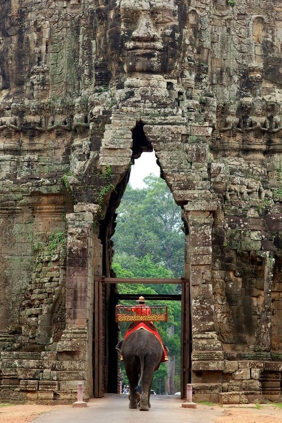 Aries Honeymoon Destination - Cambodia