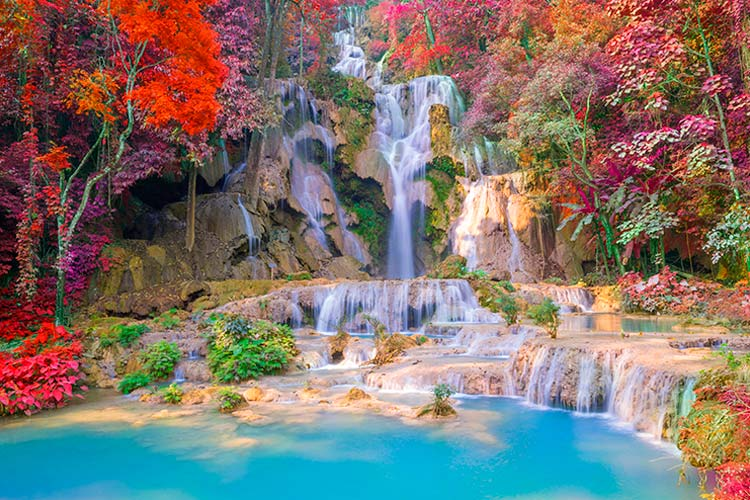 Aries Honeymoon Destination - Laos