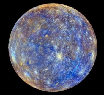 Mercury, ruler of communication