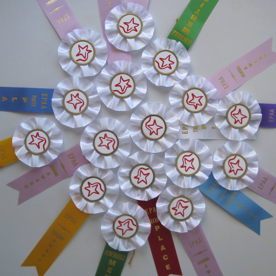 Arts International Ribbons...will one be for you?