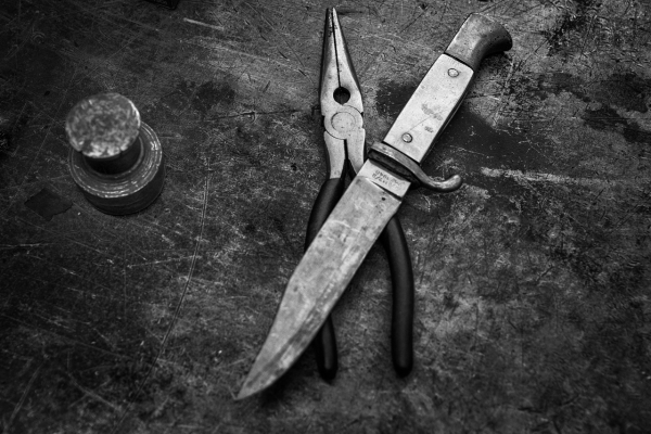Mel Stone – Simple Tools - Marketplace at Placita Santa Fe