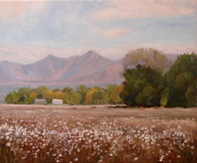 Thurston Award (southwestern landscape) - David Fickett – La Mesa