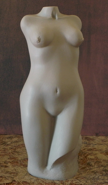 Judges Award Sculpture Brian Pottorff - Laura
