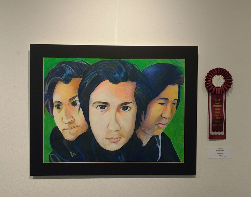Three Faces by Ignacio Rivas