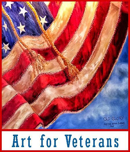 DONATE to Art for Veterans