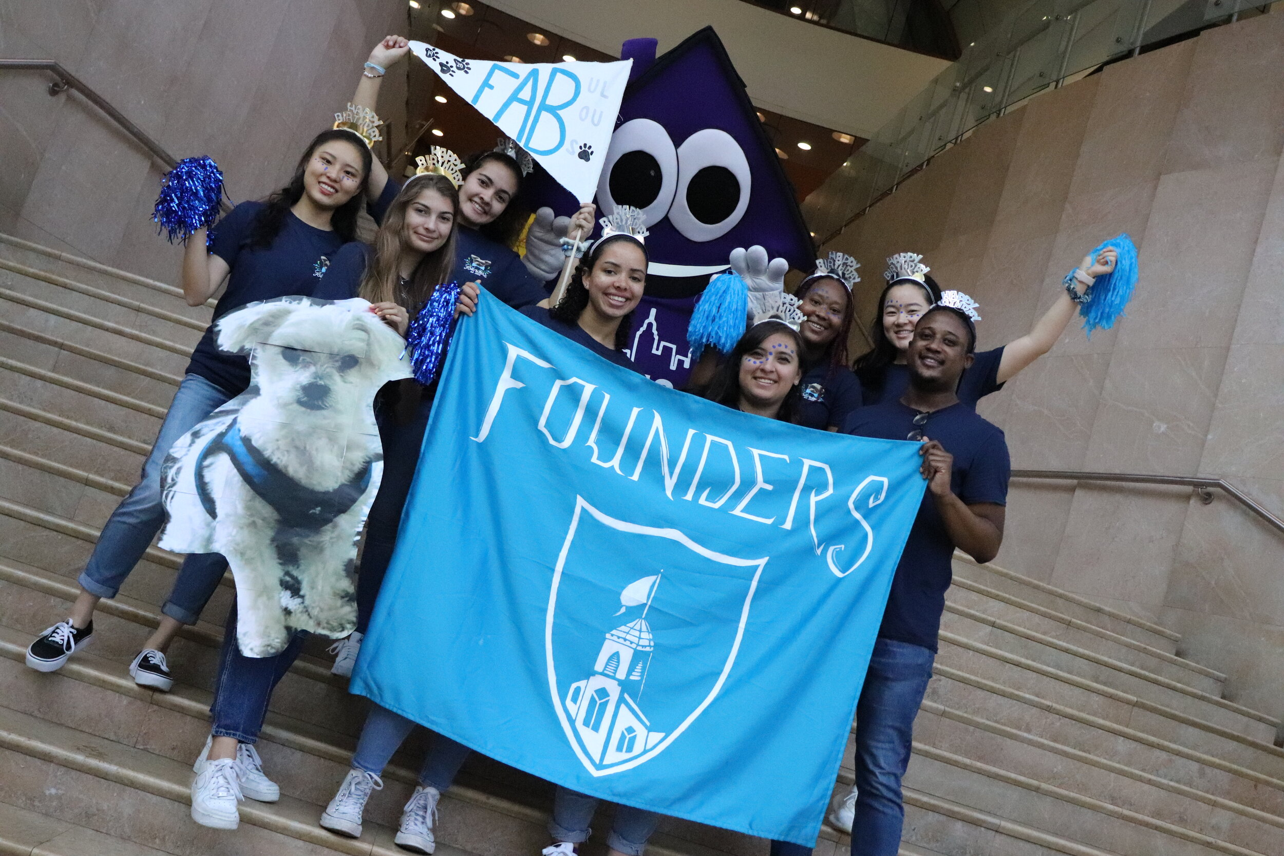 Founders hall (FAB) -