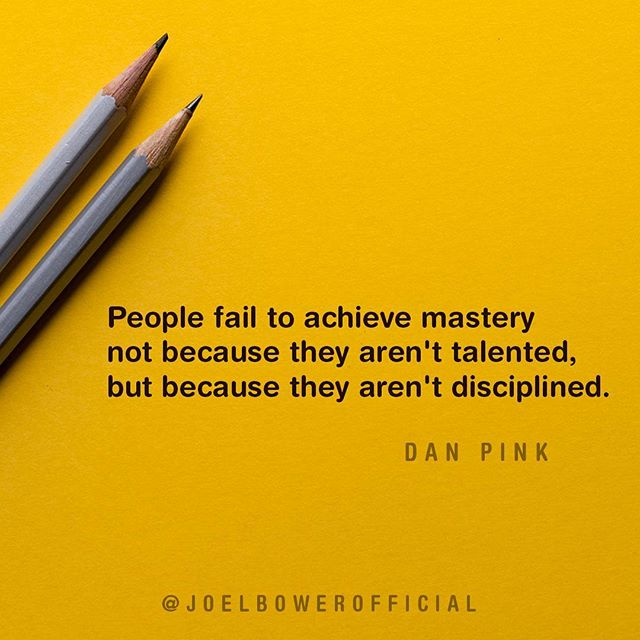 Mastery takes more than just talent.  It takes determination to BECOME a master.  All entrepreneurs should be educating themselves every single day. Read books. Listen to podcasts. Take programs.  Do something to better yourself and your business in one fell swoop!  Double tap if you agree!