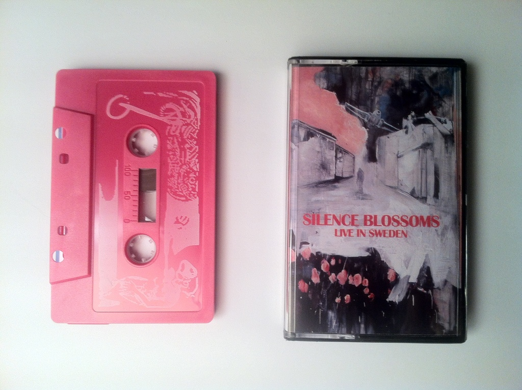 Silence blossoms - Live in Sweden (Efpi records, 2012)