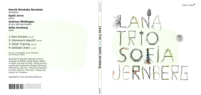Lana trio - With Sofia Jernberg