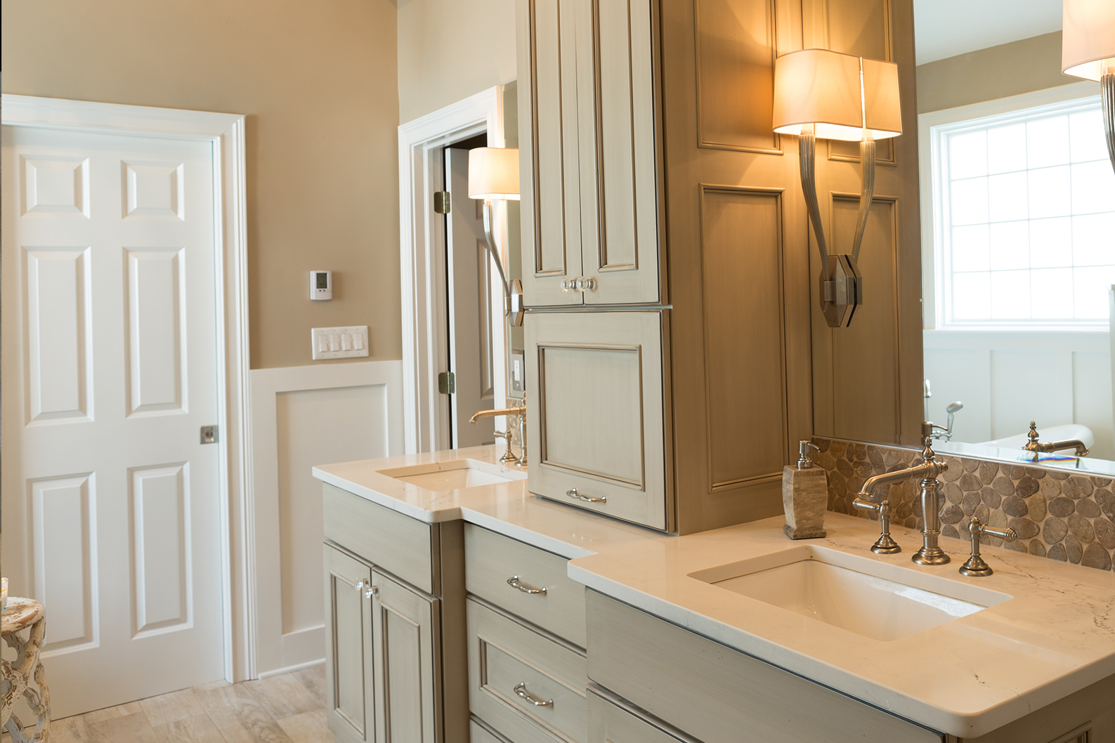 Dovetail Group Indianapolis Bathroom Design