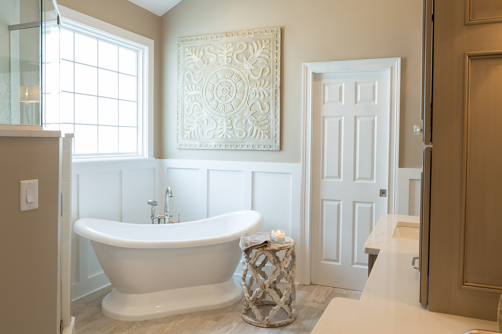 Dovetail Group Indianapolis Bath Renovation