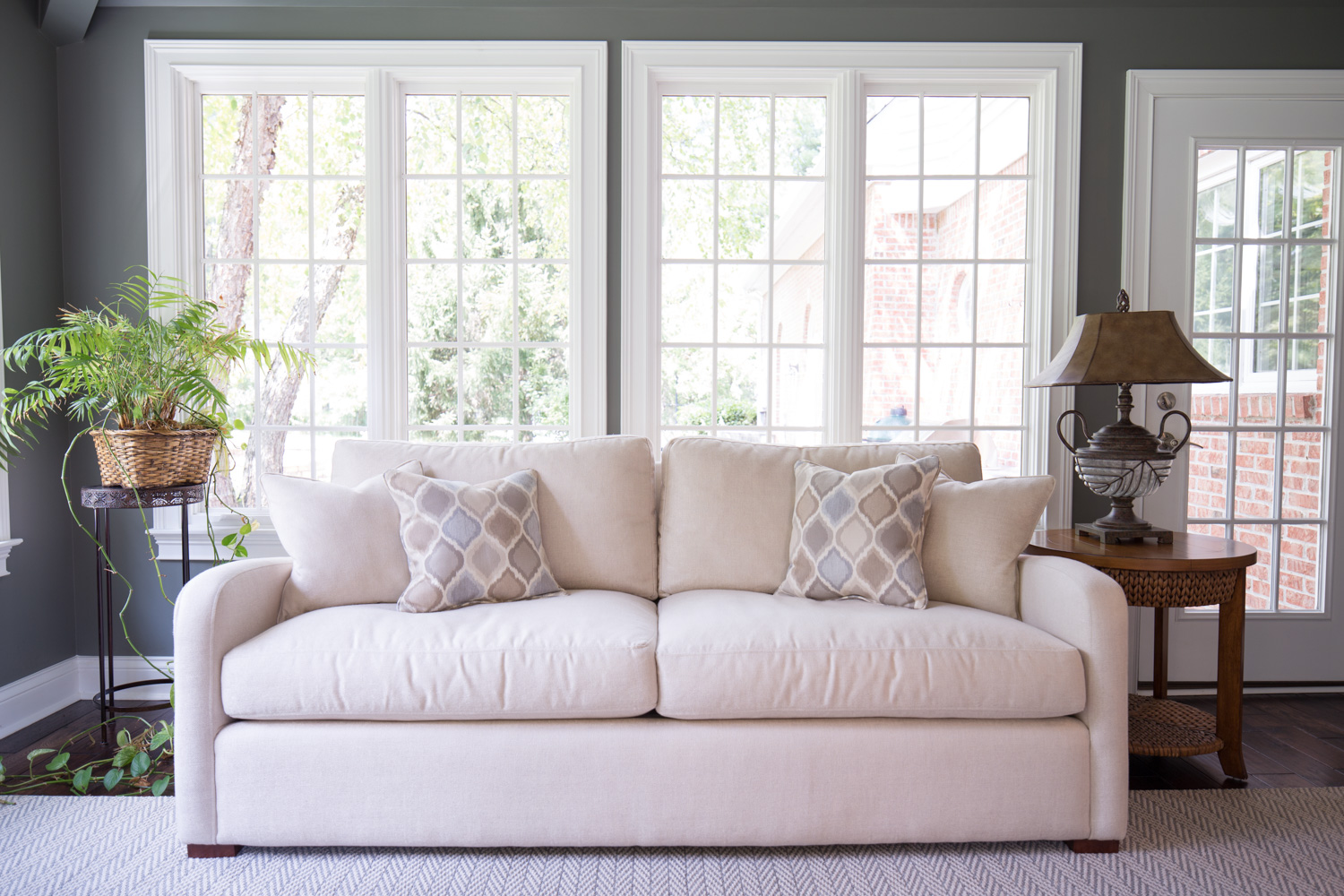 Dovetail Group Sunroom Remodel