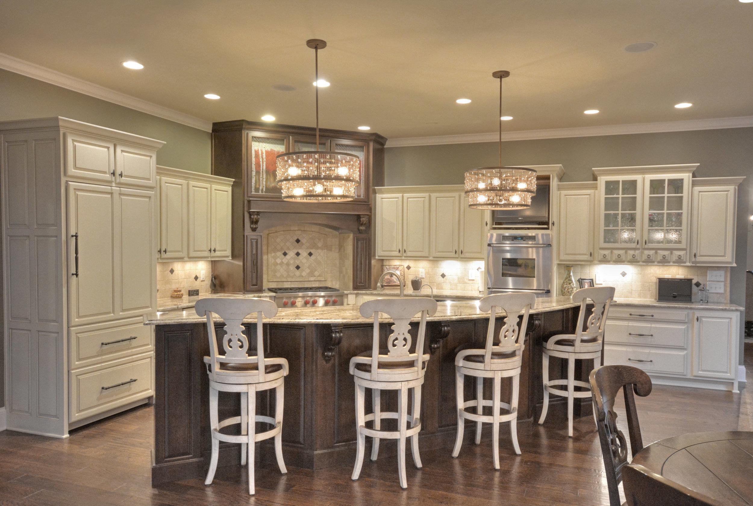 Dovetail Group Indianapolis Kitchen Design