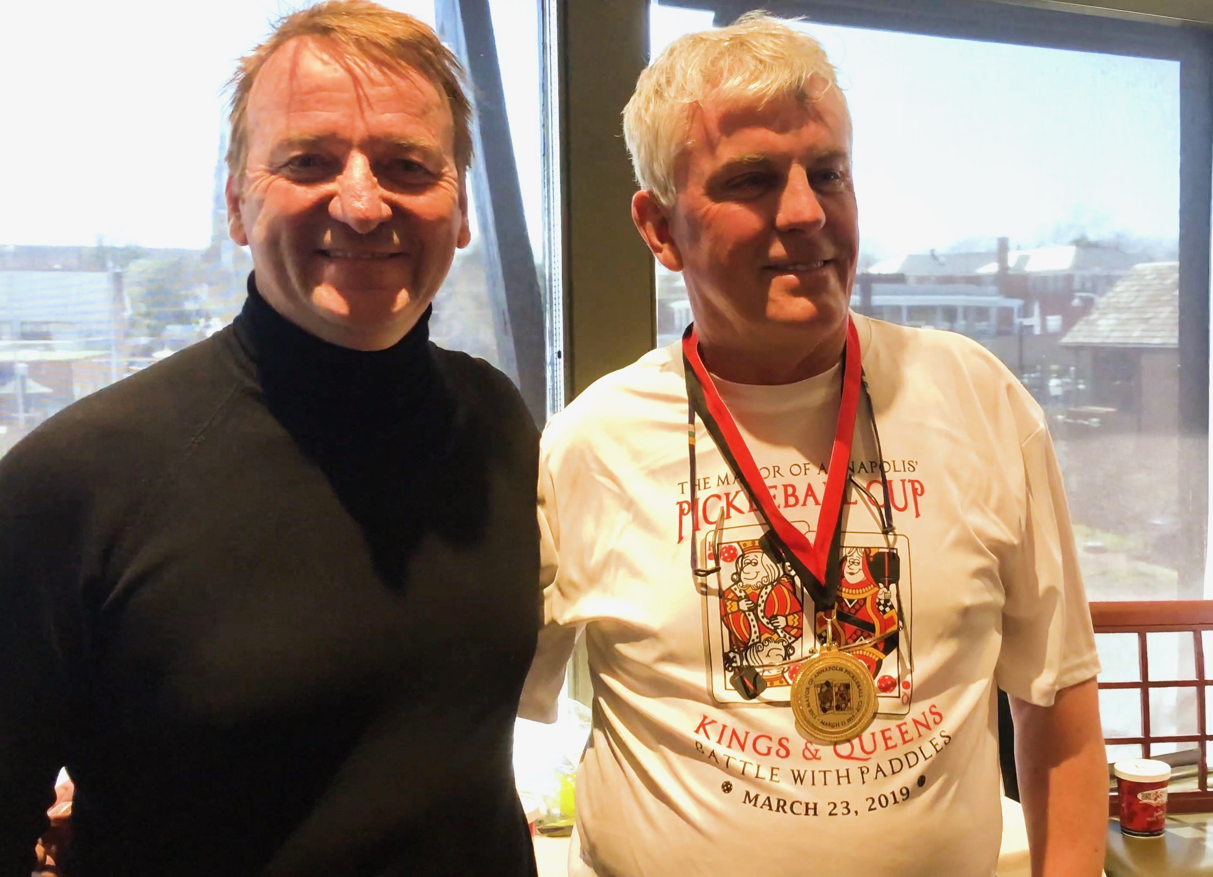 Eastport Pickleball presents the Mayor of Annapolis' Pickleball CupMarch 23, 2019 - In less than 8 weeks, Eastport Pickleball created a tournament worth remembering.