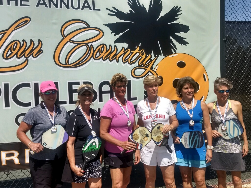 JAMIE SCHRIER-WHITING WINS GOLD IN SOUTH CAROLINA PLAYING WITH HER EASTPORT PADDLE - MARCH 29, 2018