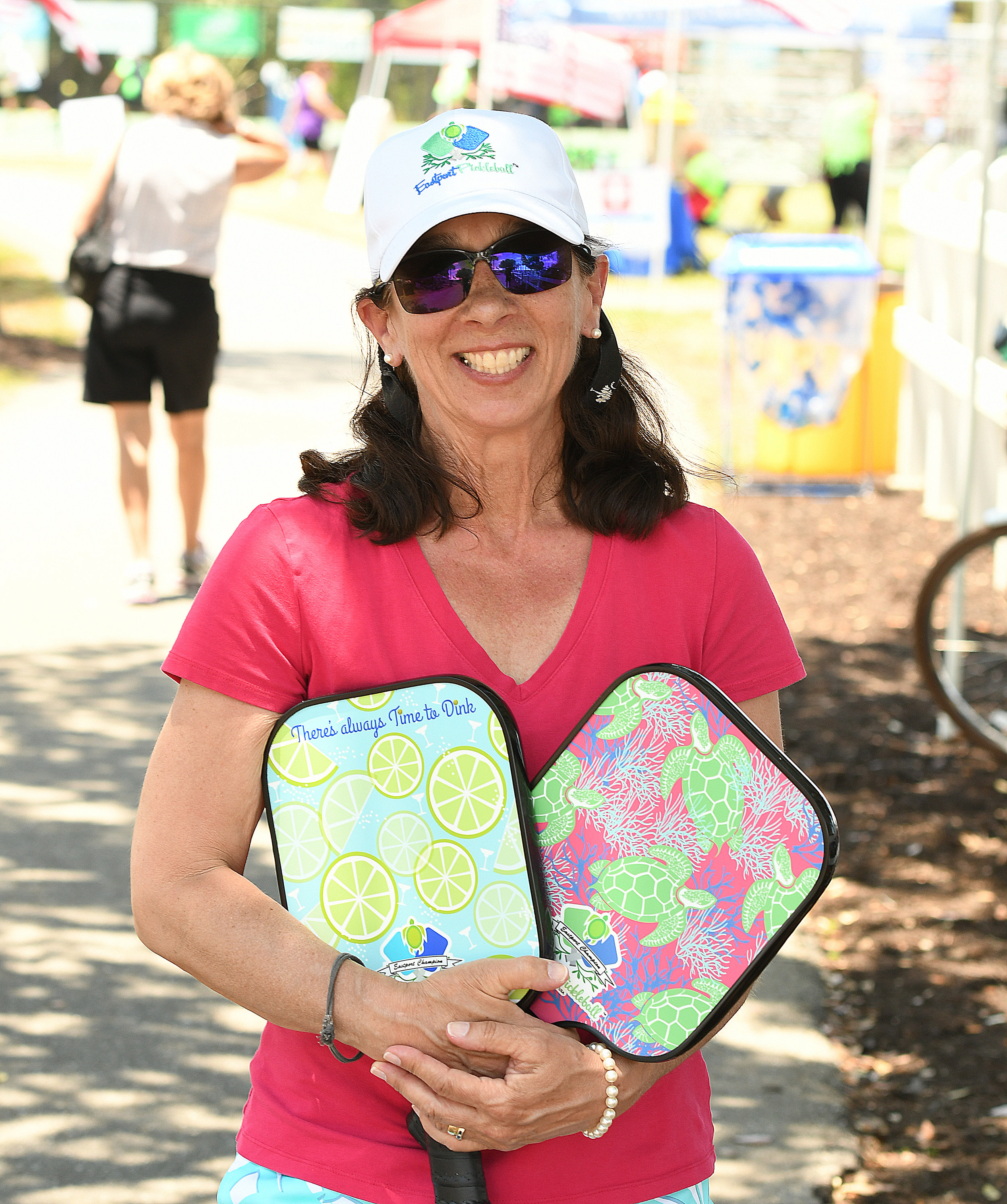 Annapolis pickleball enthusiast becomes city's first ambassador for the sport