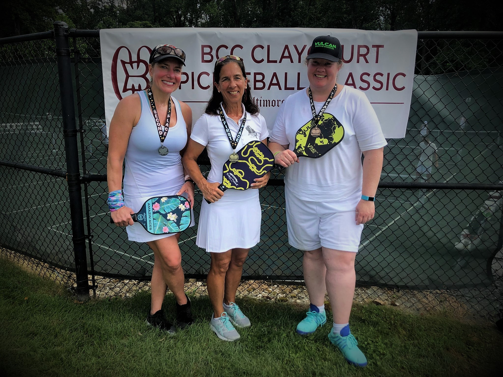 SARA WINS GOLD WITH EASTPORT PICKLEBALL'S NEWEST PADDLE - The Midshipman - AUGUST 3, 2019