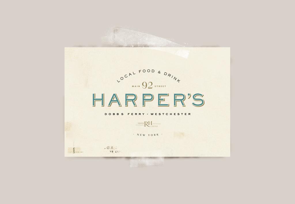 Harper's on Main